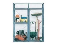 Wire - Lockers