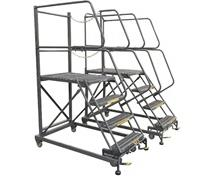 800 LBS. CAPACITY WORK PLATFORMS - STAIRWAY SLOPE
